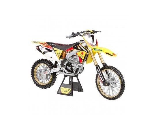 Rotaļlieta motocikls, Suzuki RMZ 450 James Stewart