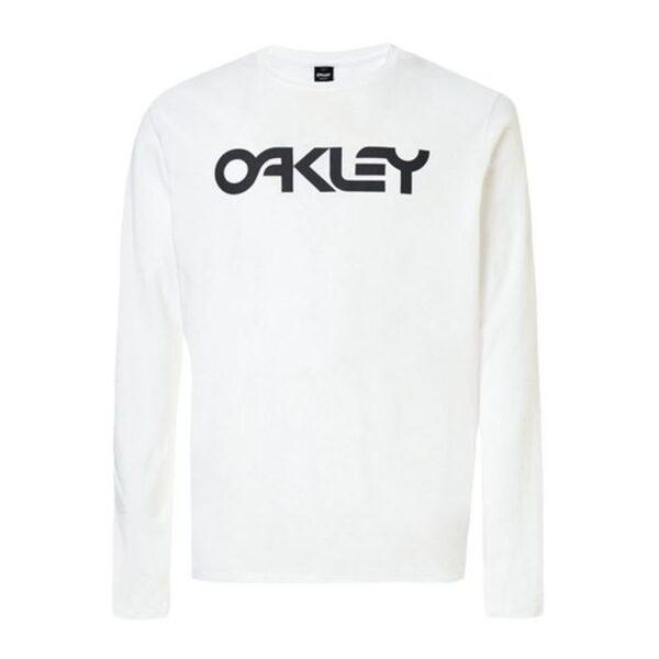 OAKLEY MARK II krekls brīvajam laikam, balts