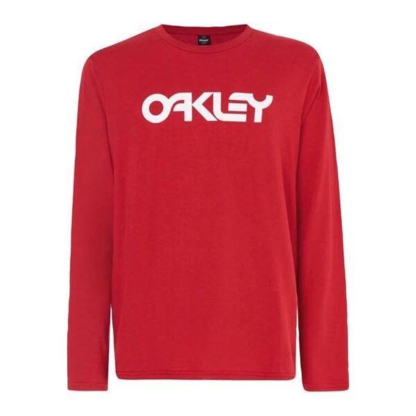 OAKLEY MARK II krekls brīvajam laikam, sarkans