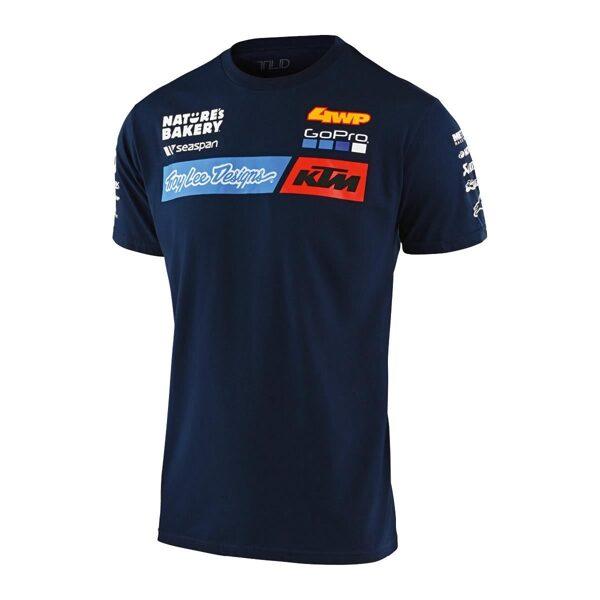 TLD KTM TEAM T-krekls
