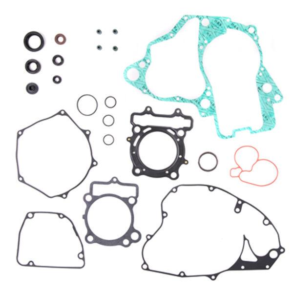 RMZ 250 4T '07-09 Pilns cilindra un galvas blīvju komplekts 34.3337