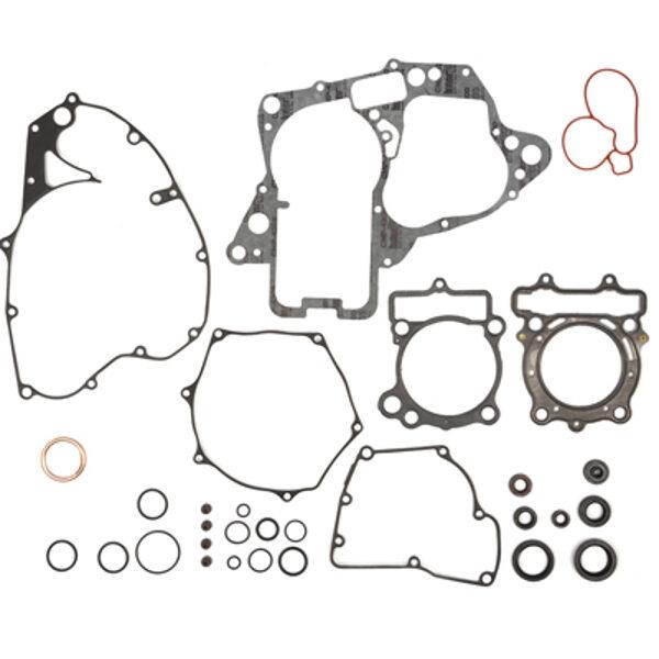 RMZ 250 4T '10-15 Pilns cilindra un galvas blīvju komplekts 34.3341