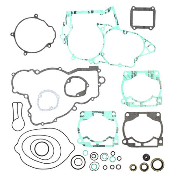 SX 250 2T '03-04 Pilns cilindra un galvas blīvju komplekts 34.6323