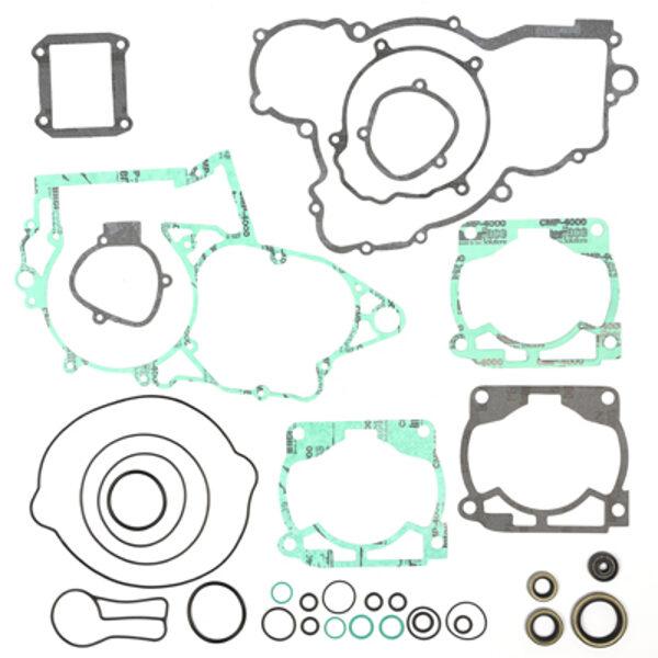 SX 250 2T 07-16 Pilns cilindra un galvas blīvju komplekts 34.6327