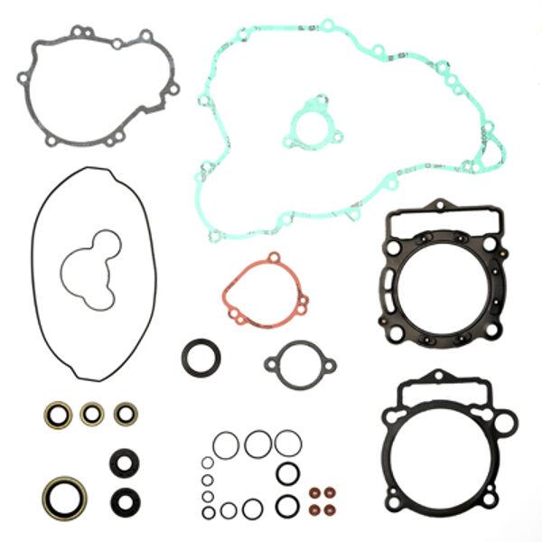 SX 350F 4T 11-12 Pilns cilindra un galvas blīvju komplekts 34.6351
