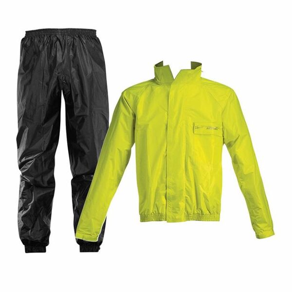 ACERBIS lietus aizsargkostīms, dzeltens/melns