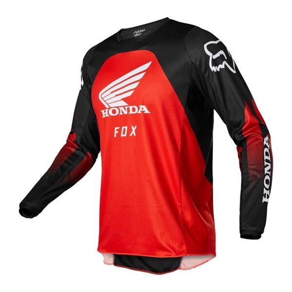 FOX 180 HONDA krekls motorsportam, sarkans