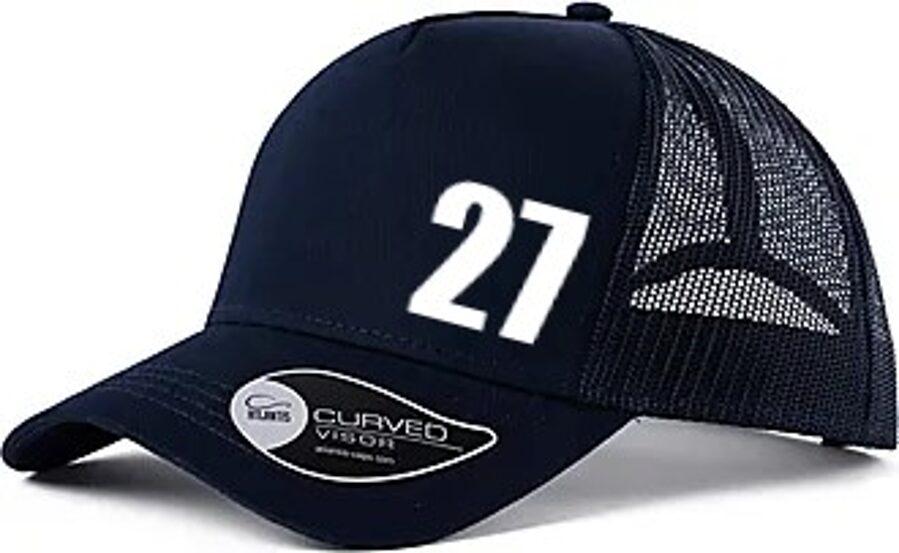 "Cepure brīvajam laikam ""27''"