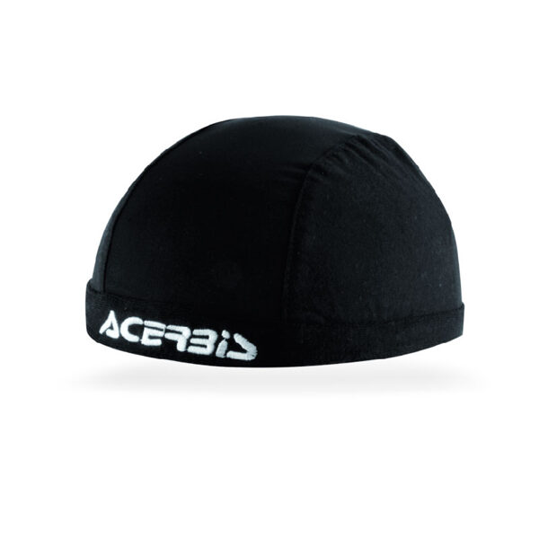 ACERBIS pretsviedru cepure (valkājama zem ķiveres), melna