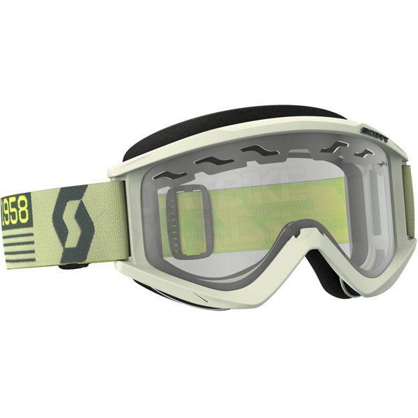 SCOTT MX RECOIL X1 brilles motokrosam, enduro, bēšas