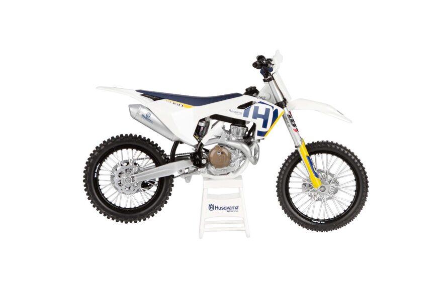 Rotaļlieta motocikls, HUSQVARNA FC 450