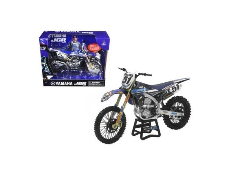 Rotaļlieta motocikls, YAMAHA Justin Barcia